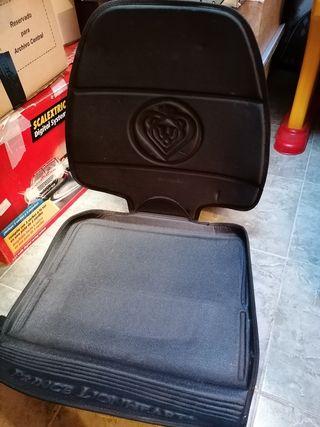 Protector d silla de bebé para coche