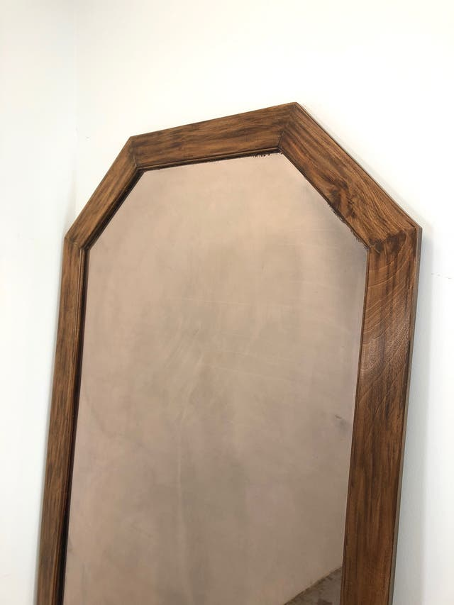 Espejo grande antiguo