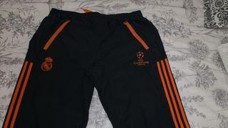 camisas, chaquetas, sudadera, pantalones R. Madrid