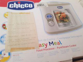 robot de cocina marca Chicco
