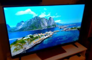 """SMART TV HISENSE 50"""" 4K HDR"""