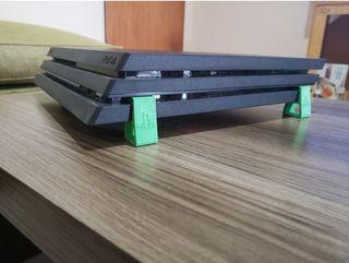 Patas Refrigeración PS4 Pro