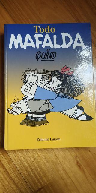 Todo Mafalda en perfecto estado