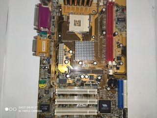 Placa base gigabyte mPGA478