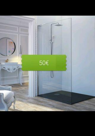 Instalador mamparas 50€