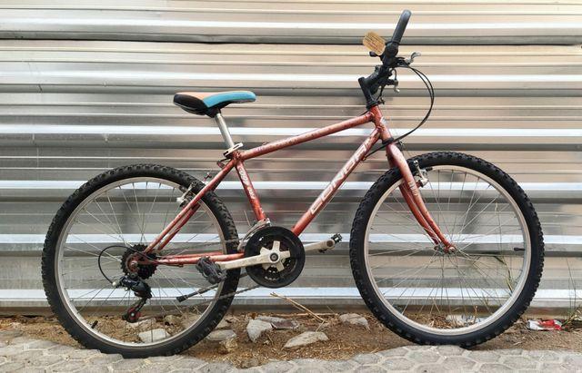Bicicleta marca Conor