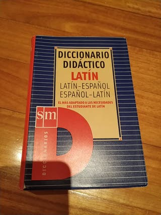 Diccionario de latín sin usar