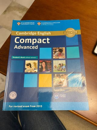 Compact advance c1 Student's book