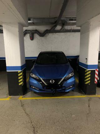 Garaje parking en alquiler
