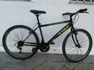 Bicicleta de montaña. Rueda 26