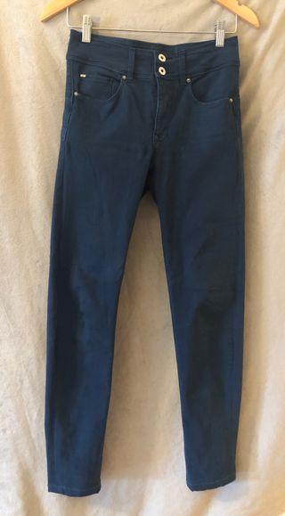 Pantalon Salsa Jeans azul
