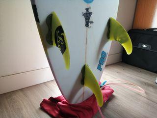Tabla de surf 6'2 pies
