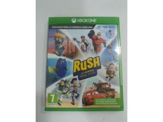 Rush Una Aventura Xbox One