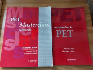 PET Masterclass Oxford