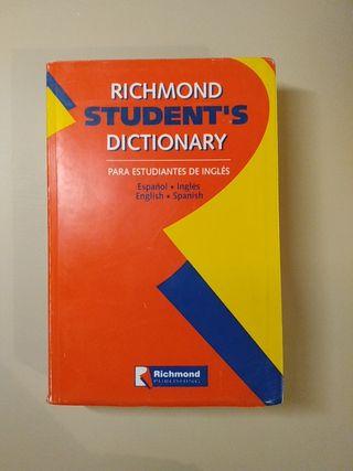 Richmond student's dictionary