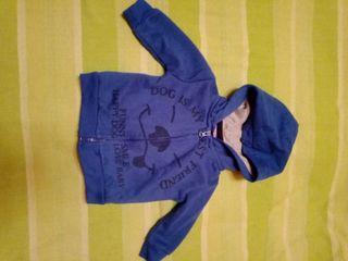 chaqueta chándal bebé
