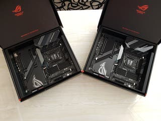 Placa base Asus Maximus XII Extreme Z490 tope gama