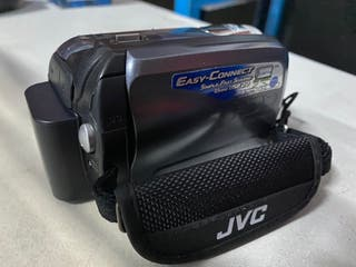 Vídeo cámara JVC hd
