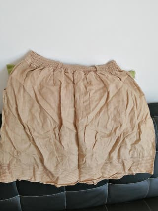 falda pantalón India colección