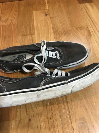Zapatillas Vans Negras
