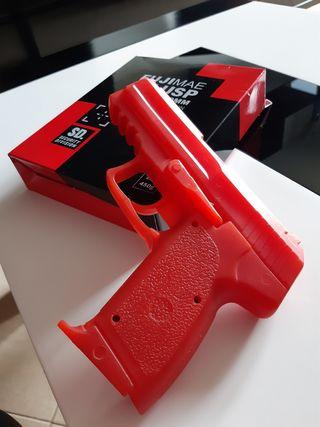 Red gun entrenamiento