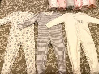 3 pijamas bebé nuevos a estrenar 13-18 meses