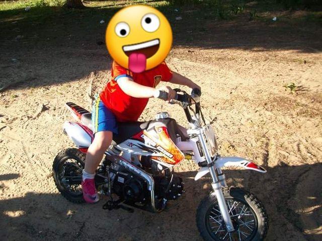 pitbike imr racing 110cc