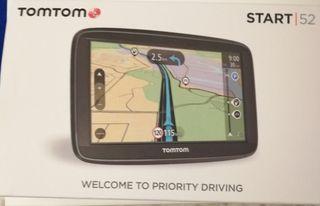 GPS tomtom 52