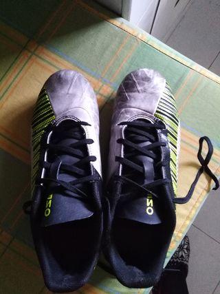 botas tacos futbol T36