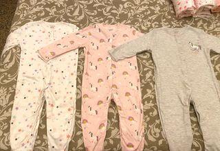 3 pijamas bebé nuevos a estrenar 12-18 meses