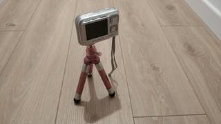 HP Photosmart A444 cámara digital e impresora