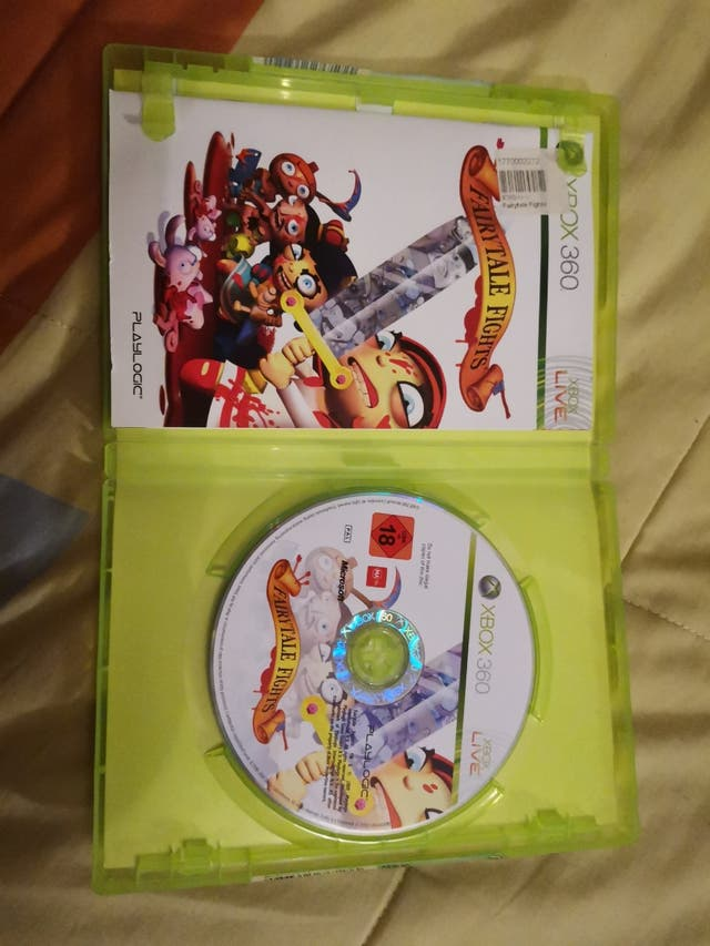 fairytale fights xbox 360
