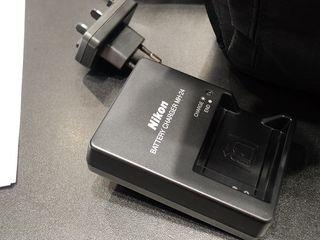 Cargador Nikon MH-24