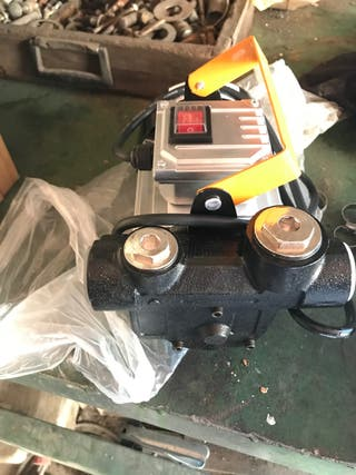 Bomba autocebante diesel