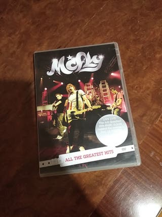 DVD Mcfly - All the Greatest Hits