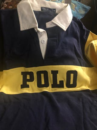 Polo manga larga By Ralph Lauren