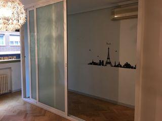 Habitación auxiliar puertas correderas