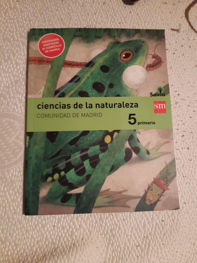 CIENCIAS DE LA NATURALEZA 5° SM