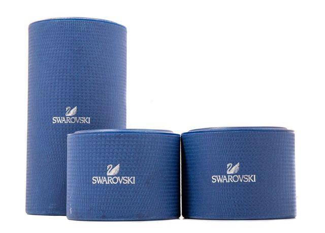 SWAROVSKI Golden Retriever Set (with original box)