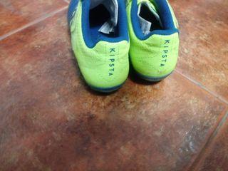 botas futbol tacos 32