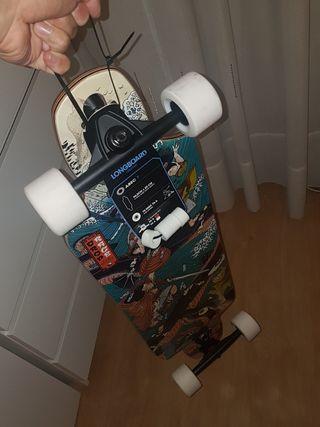 longboard downhill freeride nuevo