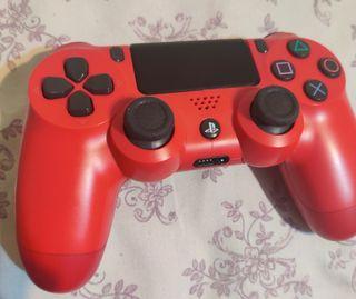 Mando PS4 v2 rojo