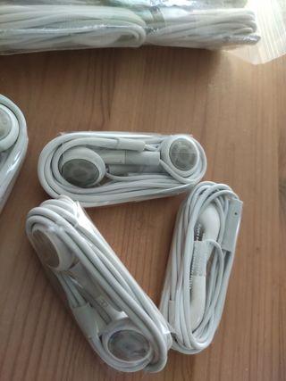 LOTE 10 auriculares manos libres x 5€