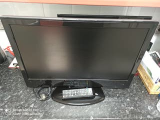 "TV-LCD color 24"" Full HD"