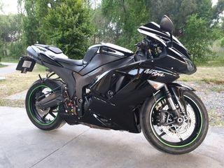 Kawasaki Zx6r 2008 A2 25KW limitada Ninja Extras