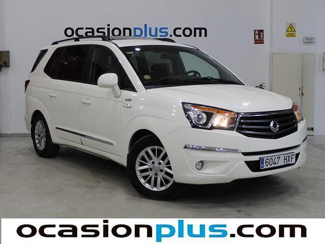 Ssangyong Rodius 2.0 E-XDI LIMITED 4X4 Auto 7 Plazas 114kW (155CV)