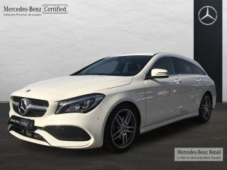 MERCEDES-BENZ Clase CLA 200 d SHOOTING BRAKE