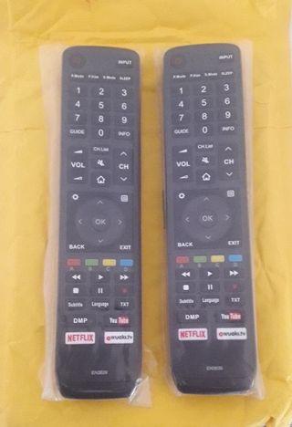 Tv Hisense PACK 2 UND!! DESCUENTO!!