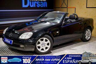 Mercedes Benz SLK 200 CABRIO ASIENTOS CALEFACTABLES RADIO CD USB BLUETOOTH