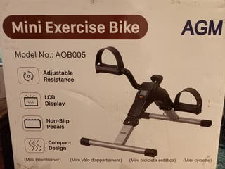 Mini Bici estatica